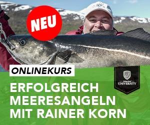 Rainers 1. Onlinekurs Meeresangeln