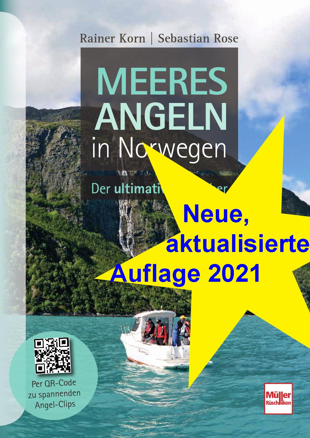 Aktualisierte, neue Ausgabe: Meeresangeln in Norwegen